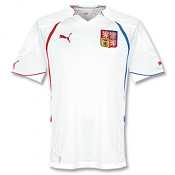 Puma National Team 2010 Czech Republic (A) S/S