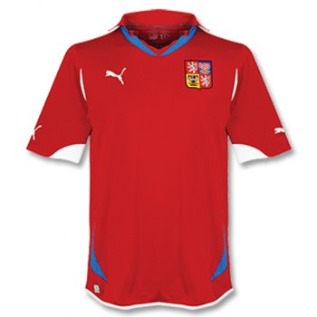 Puma National Team 2010 Czech Republic (H) S/S