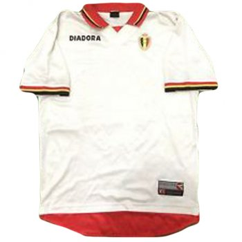 Diadora National Team 1996 Belgium (A) S/S