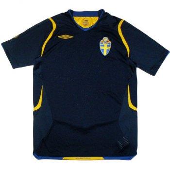 Umbro National Team 2008 Sweden (A) S/S