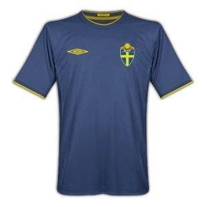Umbro National Team 2010 Sweden (A) S/S