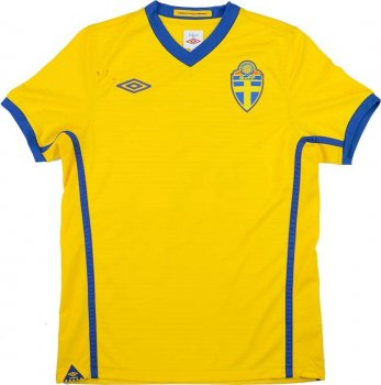 Umbro National Team 2010 Sweden (H) S/S
