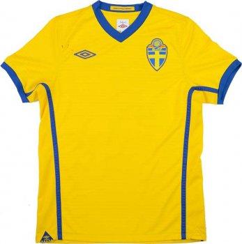 Umbro National Team 2010 Sweden (H) S/S