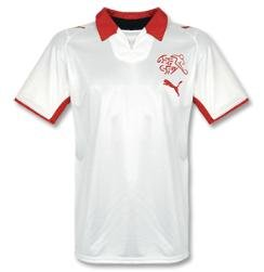 Puma National Team 2008 Switzerland (A) S/S
