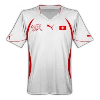 Puma National Team 2010 Switzerland (A) S/S