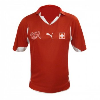 Puma National Team 2010 Switzerland (H) S/S