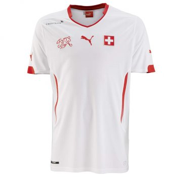 Puma National Team 2014 World Cup Switzerland (A) S/S 744379-02