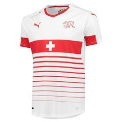 Puma National Team Euro 2016 Switzerland (A) S/S
