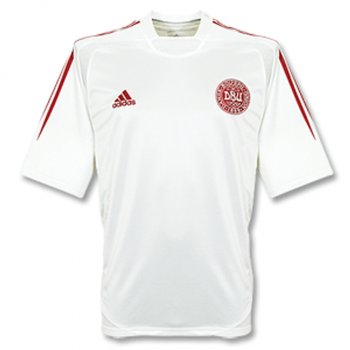 Adidas National Team 2004 Denmark (A) S/S