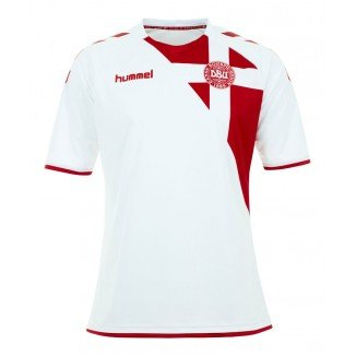Hummel National Team Euro 2016 Denmark (A) S/S 03-713-9001