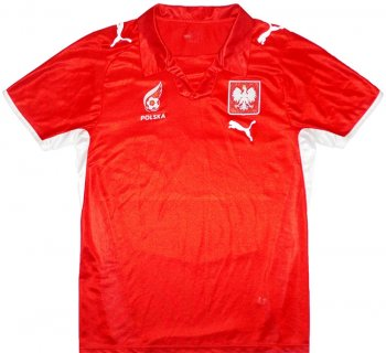Puma National Team 2008 Poland (A) S/S