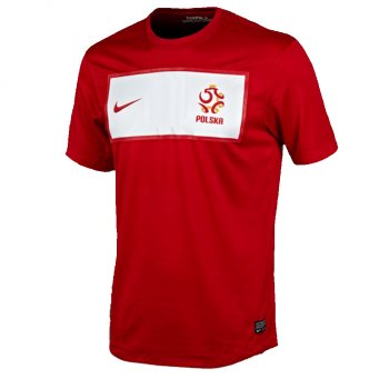 Puma National Team 2012 Poland (A) S/S 450509-611