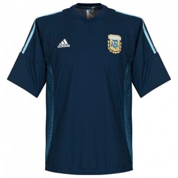 Adidas National Team 2002 Argentina (A) S/S