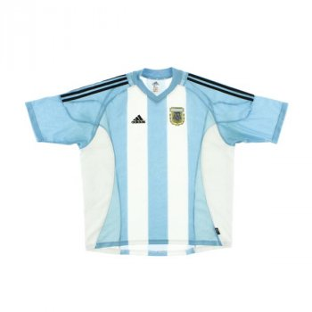 Adidas National Team 2002-2004 Argentina (H) S/S 167309