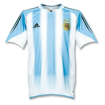 Adidas National Team 2004 Argentina (H) S/S 645789