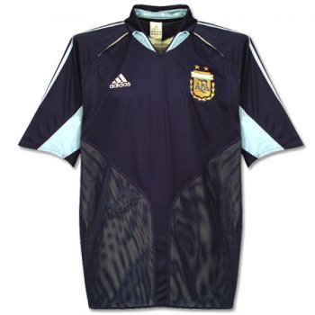 Adidas National Team 2004 Argentina (A) S/S