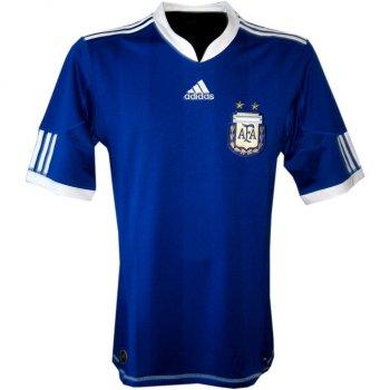 Adidas National Team 2010 Argentina (A) S/S