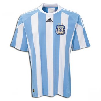 Adidas National Team 2010 Argentina (H) S/S