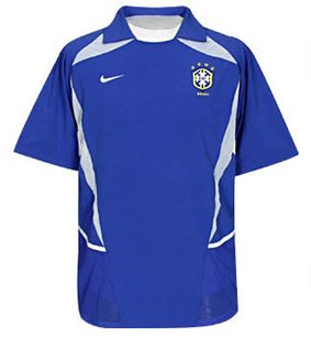 Nike National Team 2002 Brazil (A) S/S
