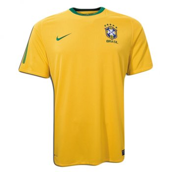 Nike National Team 2010 Brazil (H) S/S