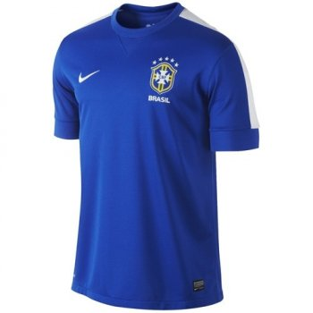 Nike National Team 2013 Brazil (A) S/S