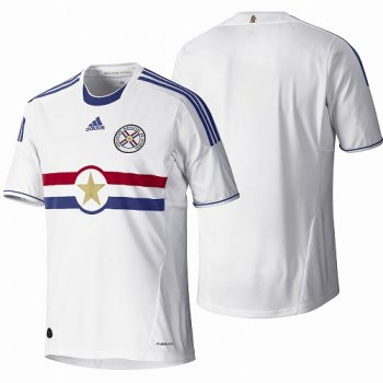 Adidas National Team 2011 Paraguay (A) S/S
