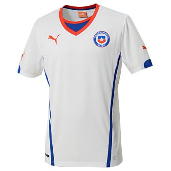 Puma National team 2014 World Cup Chile (A) S/S 744503-06