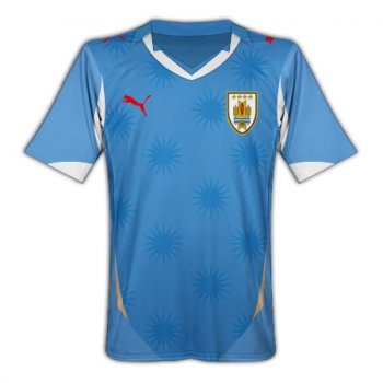 Puma National Team 2010 Uruguay (H) S/S