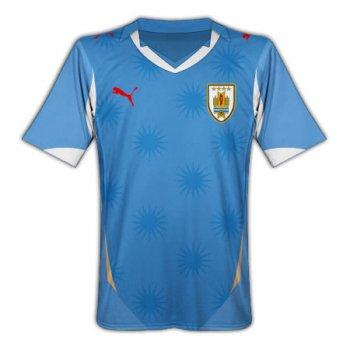 Puma National Team 2010 Uruguay (H) S/S