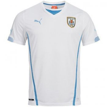 Puma National Team 2014 World Cup Uruguay (A) S/S 744324-02