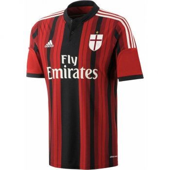 Adidas AC Milan 14/15 (H) S/S Youth D87244
