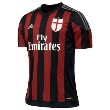 Adidas AC Milan 15/16 (H) S/S Youth S11834