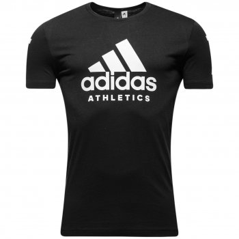 Adidas Athletics 360 Black Tee BS5003