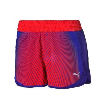 Puma Mujer Blast 3 Shorts Womans WHT/RD  514615-03