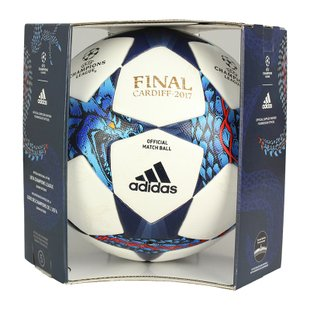 Adidas Champions League Cardiff Final 2017 FINALE Official Match Ball AZ5200 SIZE:5