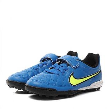 Nike JR TIEMPO V4 TF 658104-470