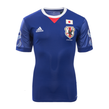Adidas Japan 17 (H) S/S Jersey Kids 20th Anniversary AZ5635