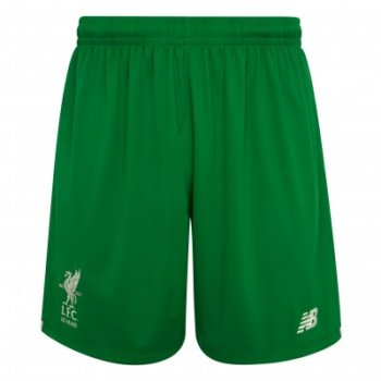 New Balance Liverpool 17 (H) GK Shorts Green MS739003