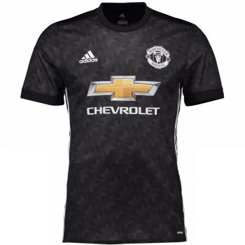 Adidas Manchester United 17/18 (A) S/S Authentic Jersey B30978