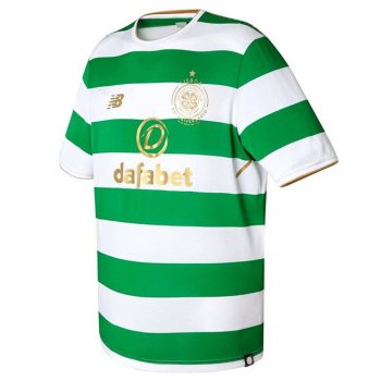 New Balance Celtic 17/18 (H) S/S Jersey MT730035