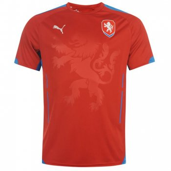 Puma National Team 2014 World Cup Czech Republic (H) S/S 744423-01