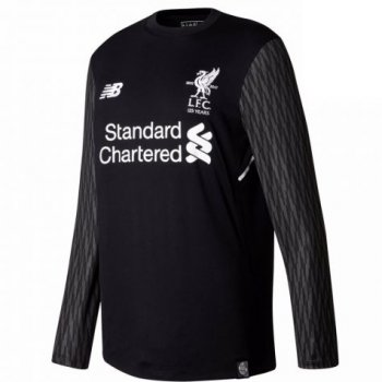New Balance Liverpool 17/18 (A) L/S Goalkeeper Jersey MT739005