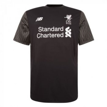 New Balance Liverpool 17/18 (A) S/S Goalkeeper Jersey MT739007