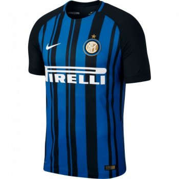 Nike Inter Milan 17/18 (H) S/S Men's Vapor Match Jersey 850611-011