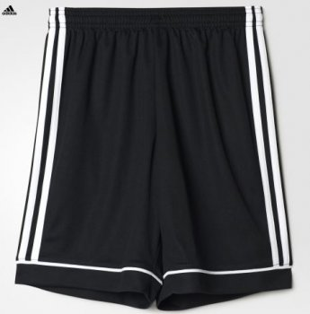 Adidas Kid's Squad 17 Shorts - Black BK4772