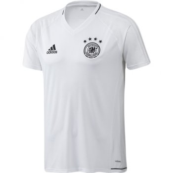 Adidas National Team Germany 2017 Kid's Training Jersey - White B10554