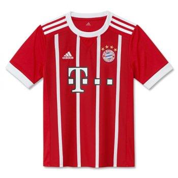 Adidas FC Bayern 17/18 (H) Kid's Jersey AZ7954