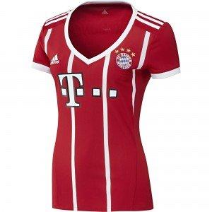 Adidas FC Bayern 17/18 (H) Women's Jersey AZ7956