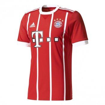 Adidas FC Bayern 17/18 (H) Men's Authentic Jersey AZ7960