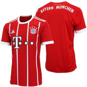Adidas FC Bayern 17/18 (H) Men's Jersey AZ7961